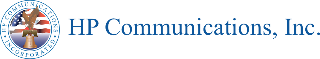 Image result for hp communications inc logo